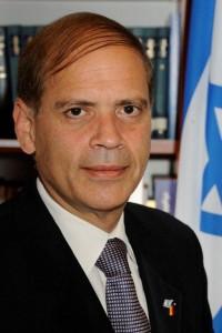 Botschafter Yakov Hadas-Handelsman