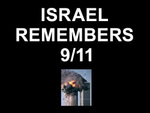 Israel Remembers 9/11