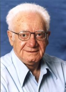Prof. Israel Gutman (Foto: Yad Vashem)