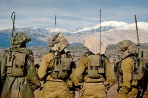 Soldaten der Israelischen Verteidigungsstreitkräfte