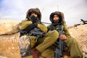 Soldaten der Israelischen Verteidigungsstreitkräfte (Foto: Zahal)
