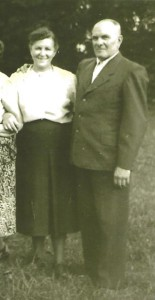 Maria und Alois Rauch