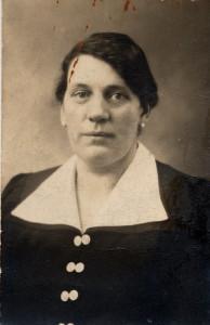 Frieda Szturmann; Foto: Archiv Yad Vashem