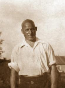 Max Naujocks; Foto: Archiv Yad Vashem