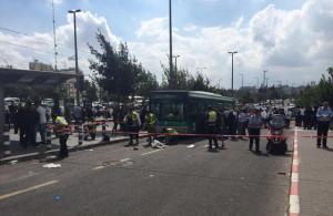 Nach einem Terrorangriff in Jerusalem am 8. Oktober