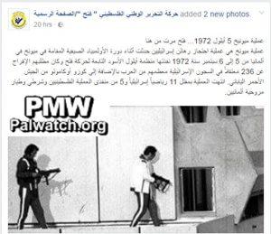 Screenshot des inzwischen entfernten Facebook-Posts